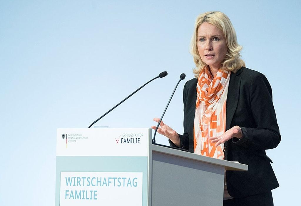 csmGalerieWirtschaftstag-FamilieBundesministerin-Manuela-Schwesig1cc4701623d